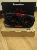 AMD PowerColor Radeon RX 470 Red Devil 4GB