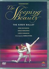 The Sleeping Beauty di Tchaikovski (1983) DVD NUOVO The Kirov Ballet, Irina Kolp