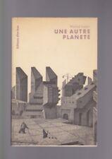 Martial Leiter UNE AUTRE PLANETE editions d'en bas - DESSINS