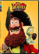 The Pirates Band Of Misfits (DVD) NEW Factory Sealed, Free Shipping