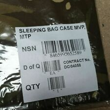 More details for new british army heavy weight mtp bivi bag  sleeping bag cover goretex mvp (ref6