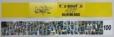 "MINICHAMPS VALENTINO ROSSI 1/12 ""BANNER 100 VITTORIE IN MOTOGP"" LIMITED EDITION"