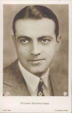 Actor Richard Barthelmess 1920s RPPC Defina studio