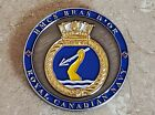 HMCS Bras dor collectible military challenge coin
