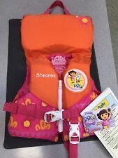 Stearns Dora The Explorer Infant Size Life Vest