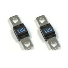 Midi Fuse Twin Pack 100 Amp to suit Redarc BCDC1220 BCDC1225 CTEK D250S