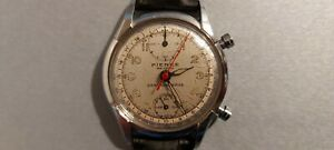 OROLOGIO CRONOGRAFO PIERCE CHRONOGRAPHE ANTIMAGNETIC CHRONOGRAPH WATCH FAB.SUISS