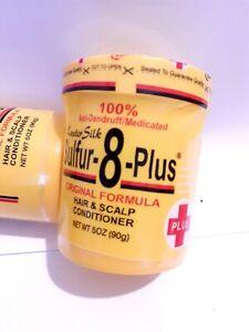 Sulfur8 Plus| Original Hair & Scalp Conditioner (50oz) 90g
