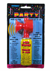 Loud Party Air Horn Outdoor Sporting Event Noisemaker