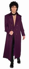 Rock Royalty Jacket Prince Purple Rain 80's Costume Adult Size Standard