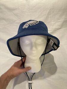 Philadelphia Eagles Training Bucket Hat, sz M/L, NWT. New Era Brand!