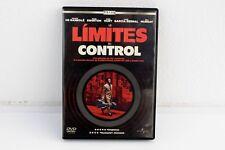 LOS LÍMITES DEL CONTROL - JIM JARMUSCH ( FLORES ROTAS ) - DVD- ISAACH DE BANKOLÉ