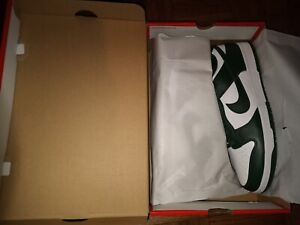 Nike Dunk Low Retro OG Michigan State Varsity Team Green DD1391-101 Men Size 13