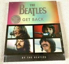 Beatles Get Back Hardcover Book New Sealed Variant Bonus Four Lobby Cards