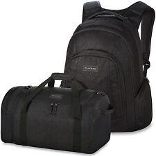 DAKINE SET Laptop Rucksack Schulrucksack FRANKIE + EQ BAG SM Reise Sporttasche
