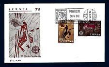 SPAIN - SPAGNA - 1975 - Europa. Dipinti del XII secolo - (B)