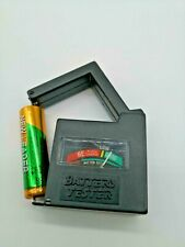 Battery Tester Checker-Universal-Aa-Aaa- C-D-9V-1-5V-Button-Cell-Ba tteries Us