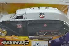 1:24 Jada 1939 Dodge Airflow Tanker Phillips 66  D-rods  Diecast model