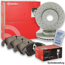 Brembo Sport Bremsscheiben 312mm + Beläge vorne BMW 3er E90 E91 318 320 + X1 E84