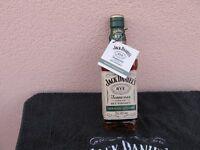 BOUTEILLE RYE - 70 CL -  45% -- NOUVELLE --- JACK DANIEL'S