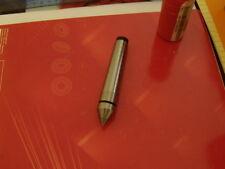 Pointe de centrage fixe extremité carbure sur Cône Morse N°2 / neuf