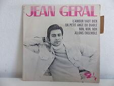 JEAN GERAL L amour vaut bien 071150 M