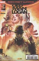 SECRET WARS OLD MAN LOGAN N° 1 Marvel France Panini comics Wolverine