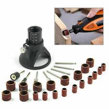 Protable 29Pcs Rotary Tool Mini Drill Woodworking Drilling Bit Set Accessories