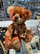 Patchwork Charlie Bears Isabelle #76 of 120 pieces 7.5 inches tall
