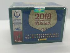 PANINI FIFA WORLD CUP 2018 2 BOXES 208 PACKETS