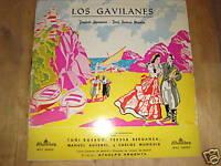 33 tours los gavilanes
