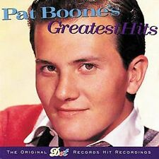 Pat Boone's Greatest Hits by Pat Boone (CD-1993, 1-CD,MCA) NEW SEALED! 18 TRACKS