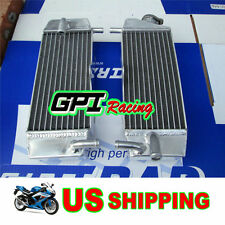 FOR YAMAHA YZF250  2001 2002 2003 2004 2005 WR250F2001-2006 aluminum radiator