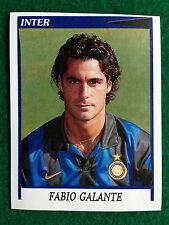 CALCIATORI 1998-1999 98-99 n 121 INTER GALANTE , Figurina Panini NEW