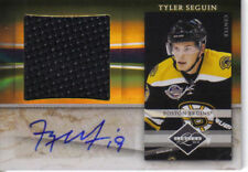 Tyler Seguin 2010 Panini Limited RC Auto/Jersey #/49 Bruins FREE SHIP