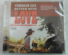 Country Ballads -Things Go Better With Love ( CD Album 2004 ) New / Sealed