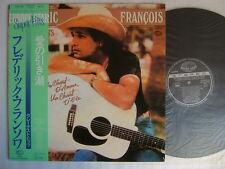 FREDERIC FRANCOIS GREATEST HITS / UN CHANT D'AMOUR UN CHANT D'ETE