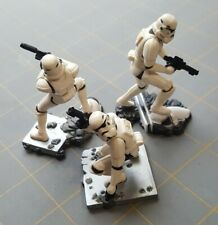 Star Wars 2006 LFL Hasbro Figures People Figurine Plastic Storm Troopers White