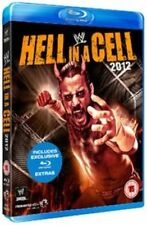 WWE- Hell In A Cell 2012 (Blu-ray, 2013) - Official store