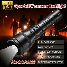 2 in1 FULL HD 1080P LED Light Hidden SPY DVR Camera Camcorder Sport Flashlight