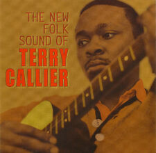 Terry Callier - The New Folk Sound Of (2003) - CD