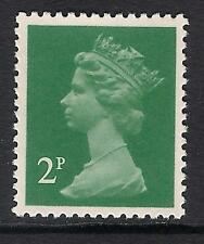 GB 1980 sg X1000 2p Emerald-Green litho. phosphorised paper perf 14 T367 MNH