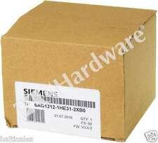 New Sealed Siemens 6AG1212-1HE31-2XB0 6AG1 212-1HE31-2XB0 SIPLUS S7-1200 CPU Qty