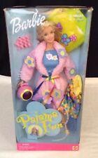 NEW 1999 Pajama Fun Barbie -Target Exclusive Mattel #26883 w/ Magic Date Ball