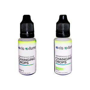 Iris Illume Innovative Eye Color Changing Drops in Emerald: Under New MGMT
