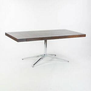 1960s Vintage Florence Knoll International Rectangular Partners Desk / Table #2