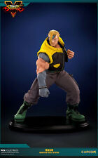 SIDESHOW PCS POP CULTURE SHOCK STREET FIGHTER NASH 1/4 SCALE STATUE ~BRAND NEW~