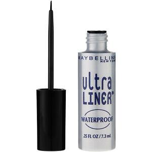 Maybelline Ultra Liner Waterproof Liquid Eyeliner 0.25 fl oz