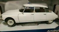 CITROEN D SPECIAL 1/18 SOLIDO 1972  DS
