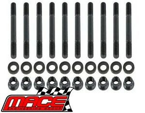 ARP MAIN STUD KIT FOR HOLDEN COMMODORE VY ECOTEC L36 L67 SUPERCHARGED 3.8L V6